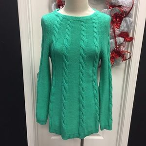 Boden Cable Knit Sweater Medium